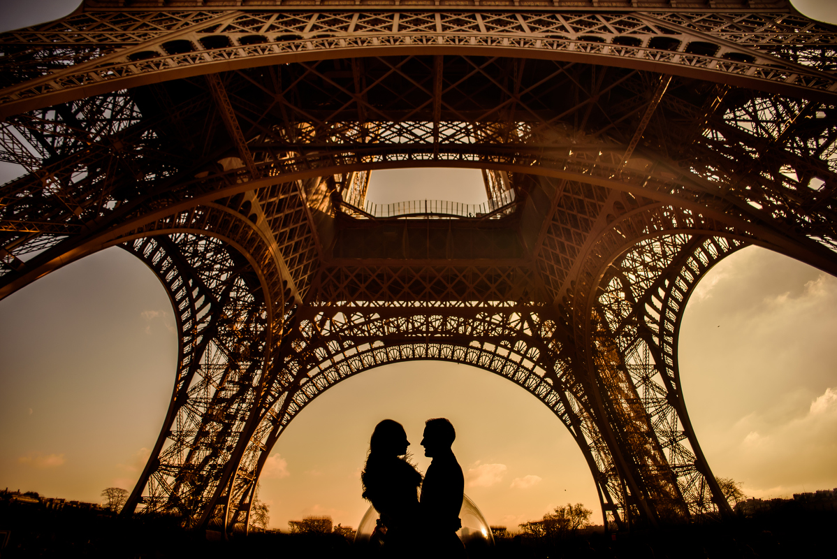 paris elopement wedding photography