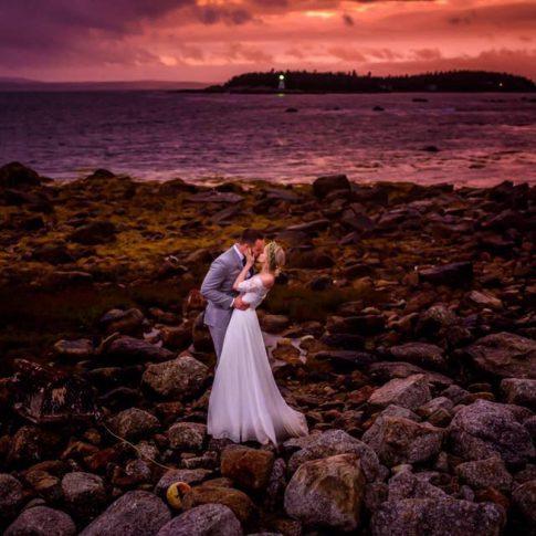 oceanstone applehead wedding video still image