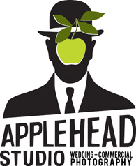 Applehead Studio Photography logo