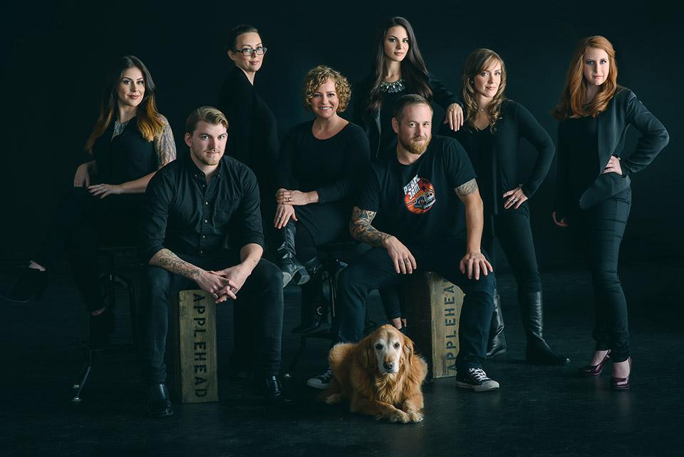 Applehead Studio Photographers
